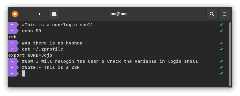 How to set environment variables in Linux permanently?